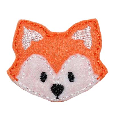 Frankie the Fox Embroidery File