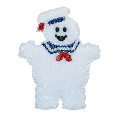 Marshmallow Guy Embroidery File