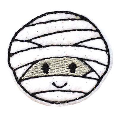Mummy Embroidery File