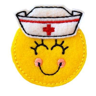 Nancy the Nurse Embroidery File