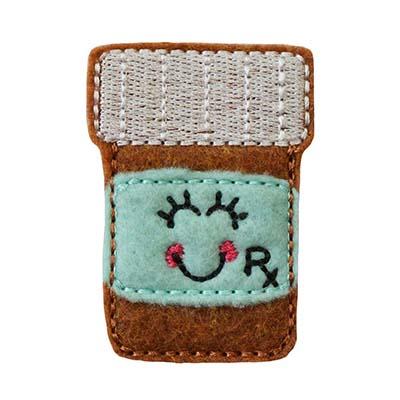 Patty the Prescription Embroidery File