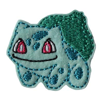 PokeBulby Embroidery File