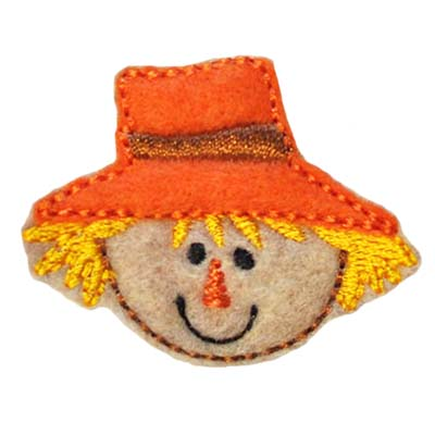Scarecrow Embroidery File