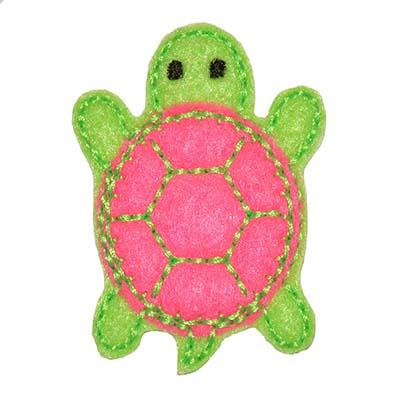 Sea Turtle Embroidery File