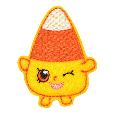 Shoppi Candy Corn Embroidery File