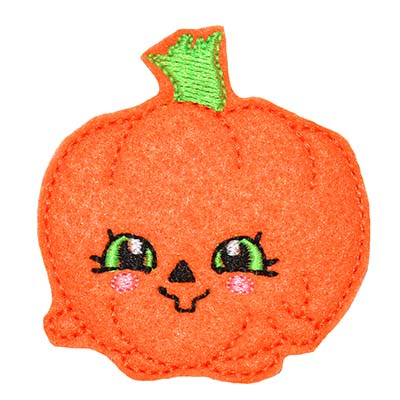 Shoppi Pumpkin Embroidery File