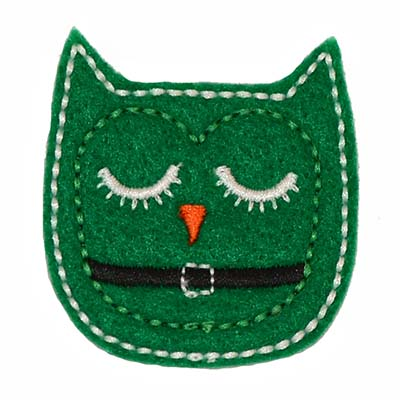 St Patty's Owl