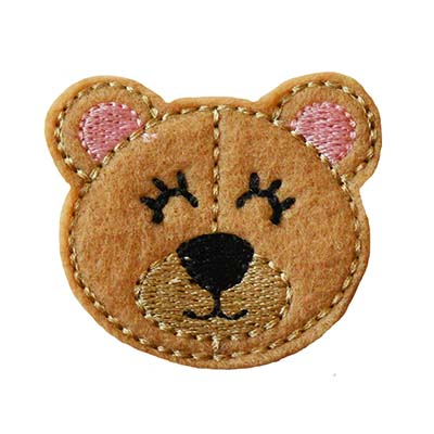 Taylor the Teddy Bear Embroidery File