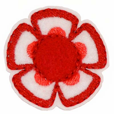 Blossom Flower Embroidery File
