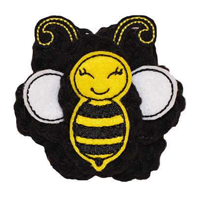 Build A Bow Bumble Bee Embroidery File