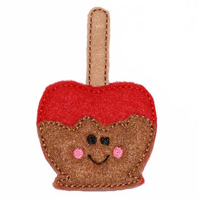 Candy Apple Embroidery File