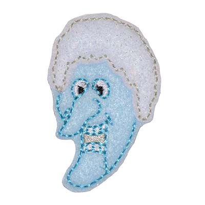 Cold Mizer Embroidery File