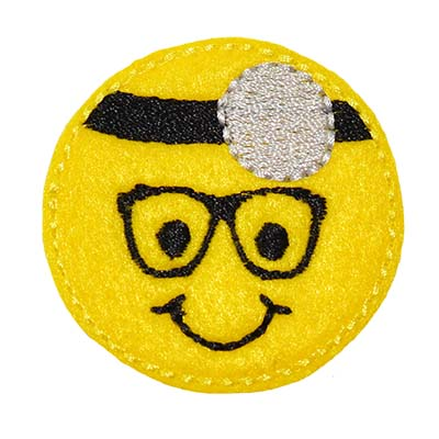 Danny the Doctor Embroidery File