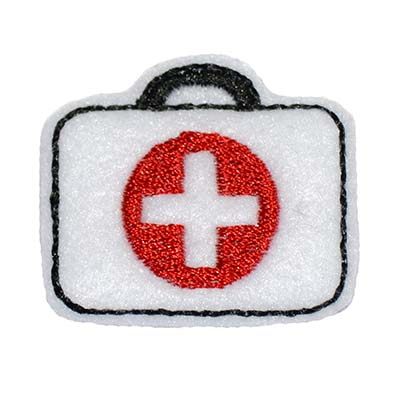Doctors Bag Embroidery File