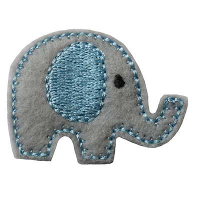 Elephant Embroidery File