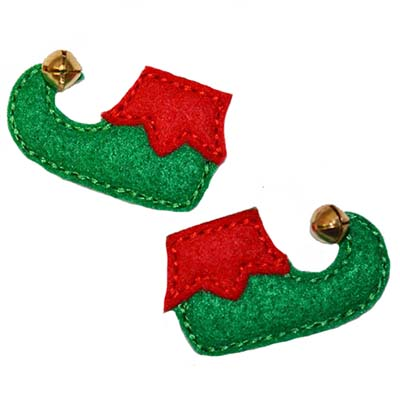Elf Shoes Embroidery File