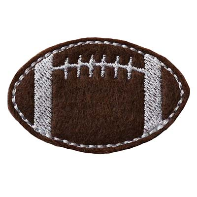 Football Embroidery File