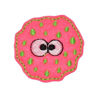 Germ Embroidery File