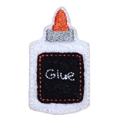 Glue Bottle Embroidery File
