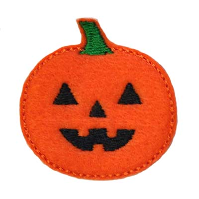 Jack O Lantern Embroidery File