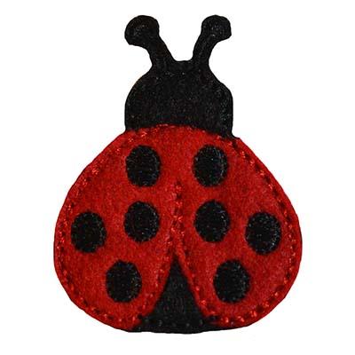 Ladybug Embroidery File