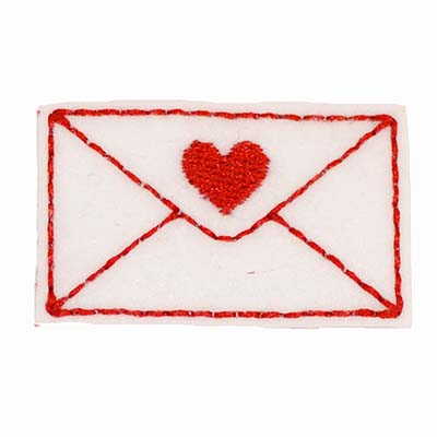 Love Letter Embroidery File