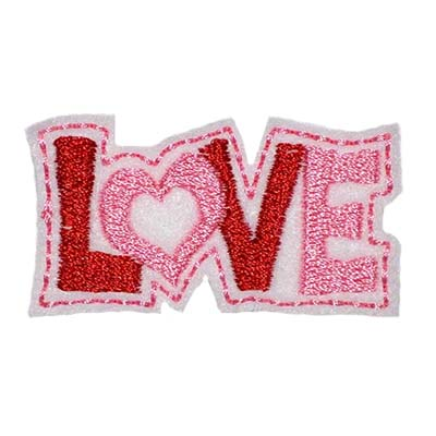 LOVE Embroidery File