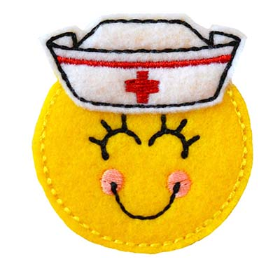Nancy the Nurse Embroidery File
