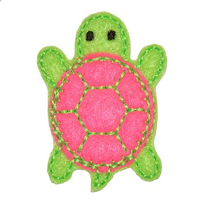 Sea Turtle Embroidery File