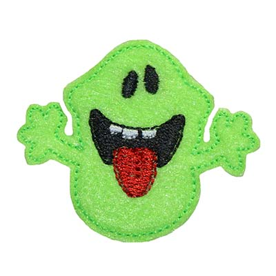 Slimey Guy Embroidery File