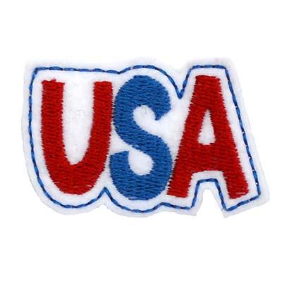 USA Embroidery File